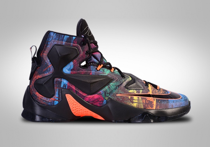 NIKE LEBRON XIII AKRONITE PHILOSOPHY