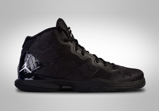 NIKE AIR JORDAN SUPER.FLY 4 BLACKOUT BLAKE GRIFFIN