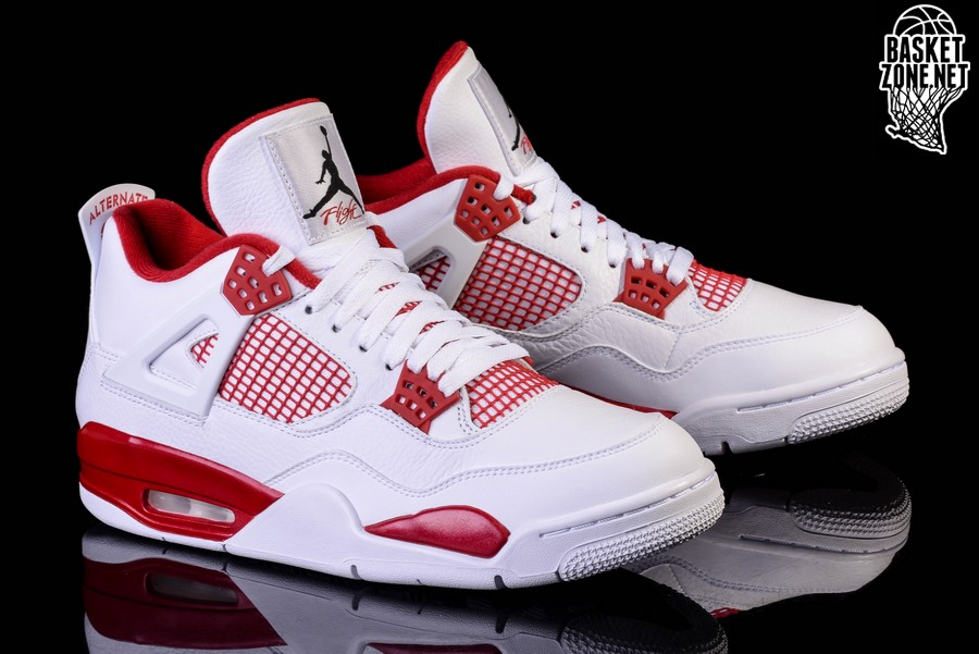 reputable site aca34 83d3b NIKE AIR JORDAN 4 RETRO ALTERNATE  89