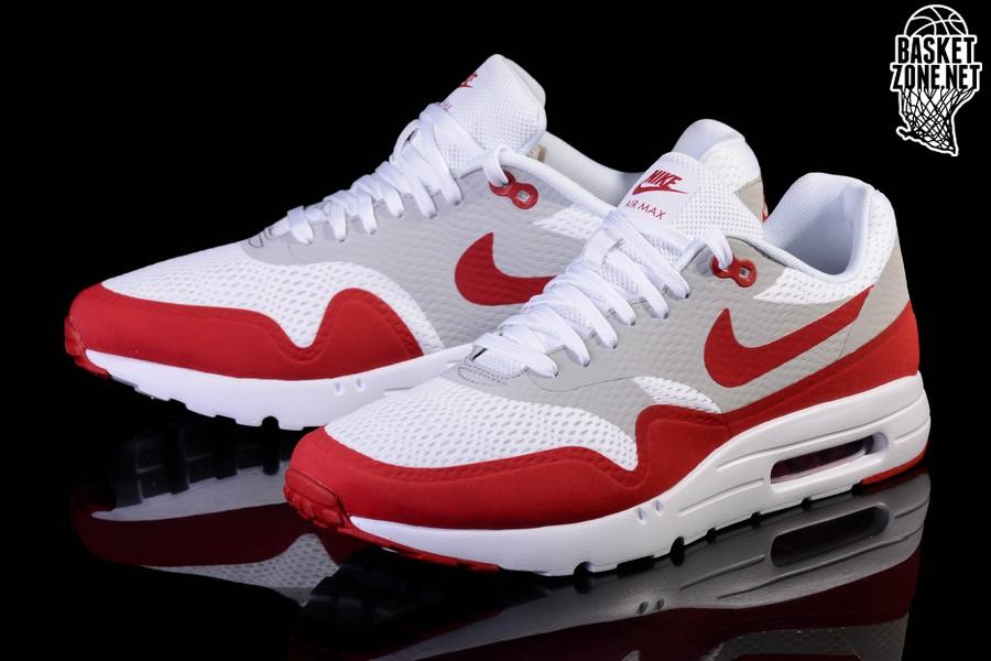air max 1 czerwone