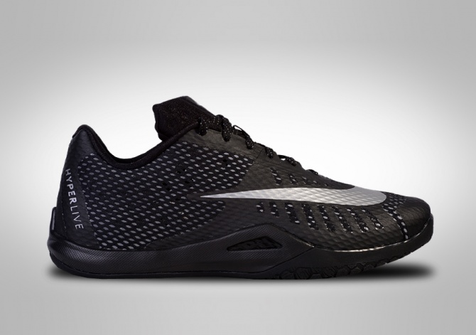NIKE HYPERLIVE 'BLACKOUT' PAUL GEORGE