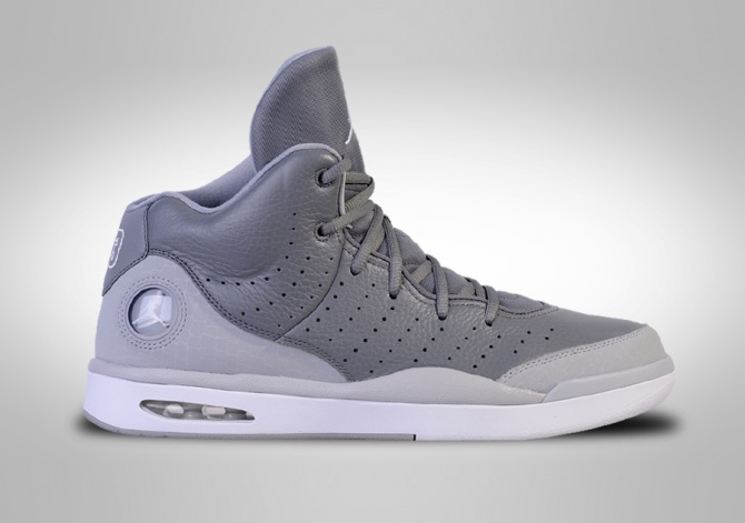 NIKE AIR JORDAN FLIGHT TRADITION 'WOLF GREY' BG