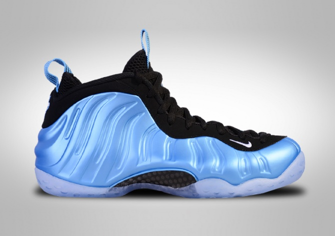 NIKE AIR FOAMPOSITE ONE QS 'UNIVERSITY BLUE'