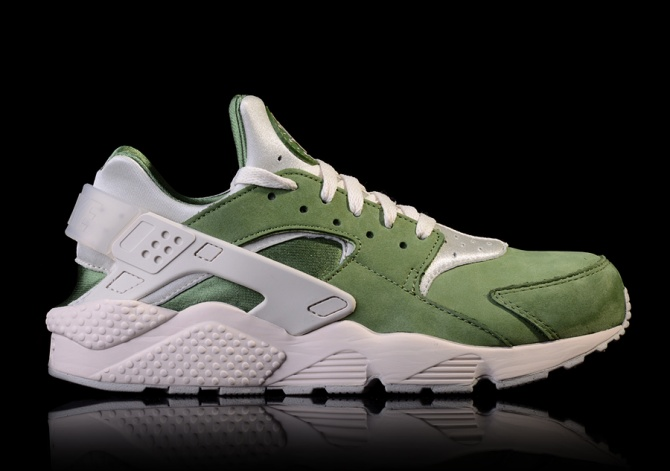 NIKE AIR HUARACHE RUN PREMIUM 'TREELINE'
