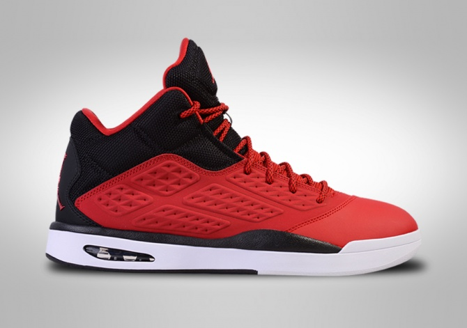 NIKE AIR JORDAN NEW SCHOOL GYM RED BLACK
