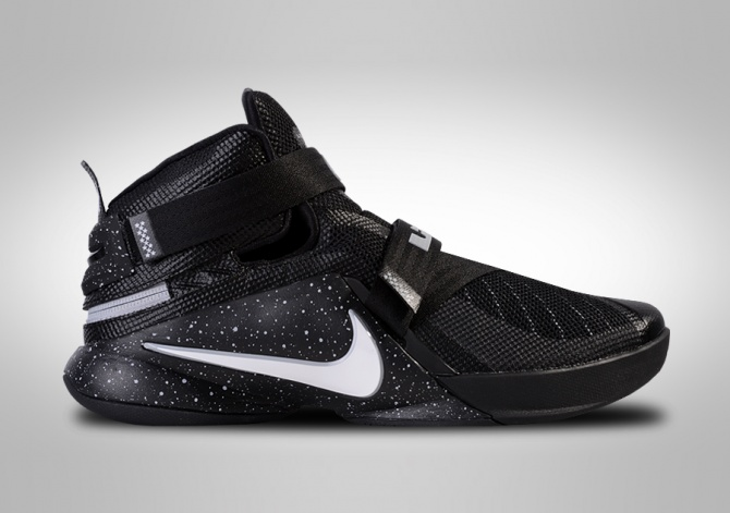 NIKE LEBRON SOLDIER IX FLYEASE LIMITED EDITION 'BLACKOUT'