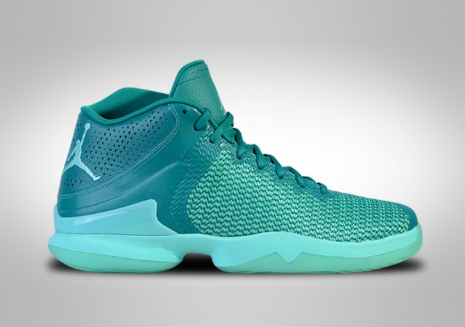 NIKE AIR JORDAN SUPER.FLY 4 PO 'RIO TEAL' BLAKE GRIFFIN