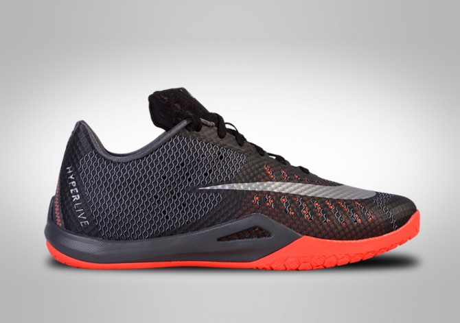 NIKE HYPERLIVE 'BLACK RED' PAUL GEORGE