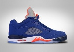 NIKE AIR JORDAN 5 RETRO LOW KNICKS