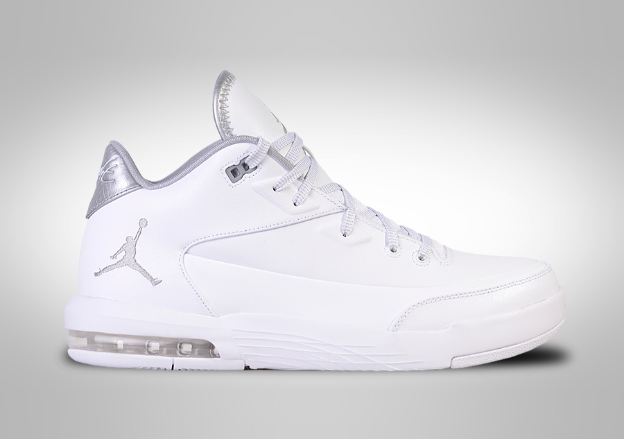 nike jordan flight origin white