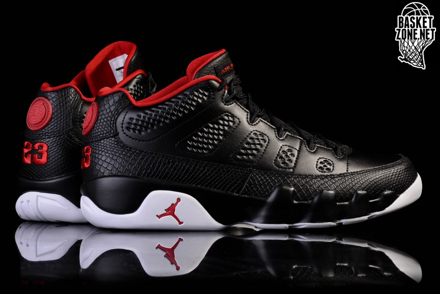 a1258a6abdf6c3 NIKE AIR JORDAN 9 RETRO LOW BRED price €162.50