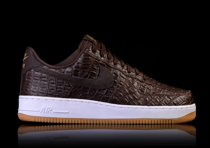 NIKE AIR FORCE 1 '07 LV8 BAROQUE BROWN