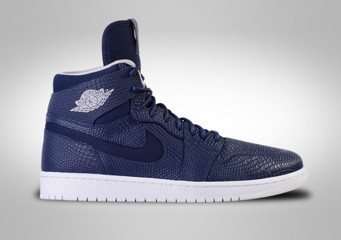NIKE AIR JORDAN 1 RETRO HIGH NOUVEAU MIDNIGHT NAVY