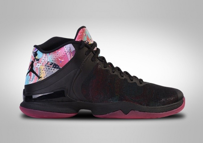 NIKE AIR JORDAN SUPER.FLY 4 PO 'CHINESE NEW YEAR' BLAKE GRIFFIN