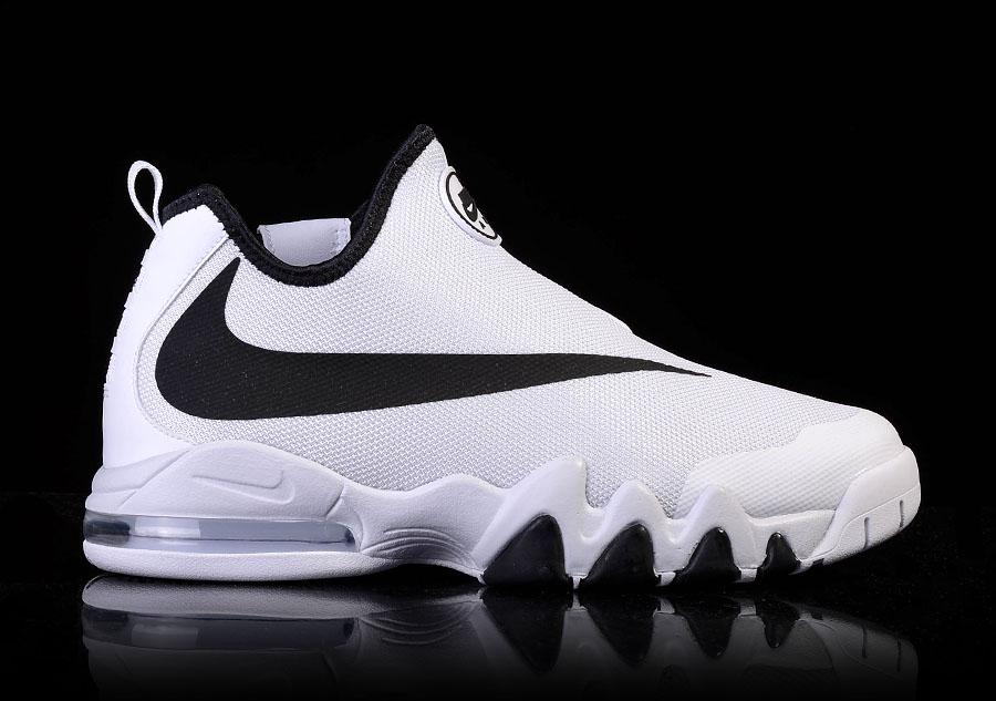 Nike white swoosh