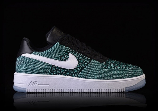 NIKE AIR FORCE 1 ULTRA FLYKNIT LOW HYPER JADE