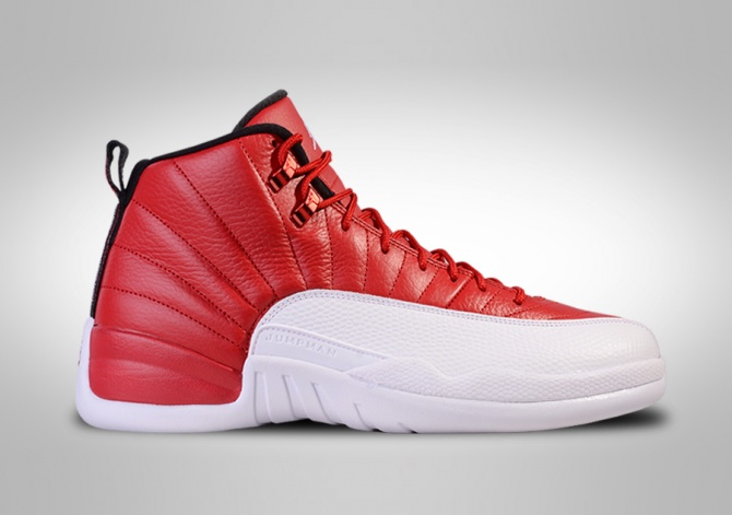 NIKE AIR JORDAN 12 RETRO GYM RED BG (SMALLER SIZE)
