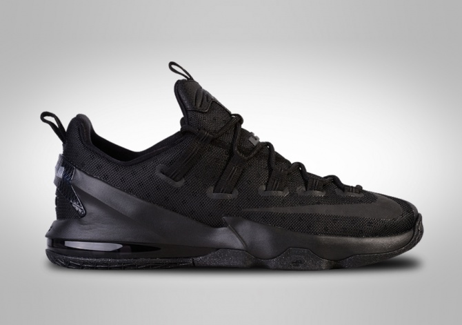NIKE LEBRON XIII LOW BLACKOUT