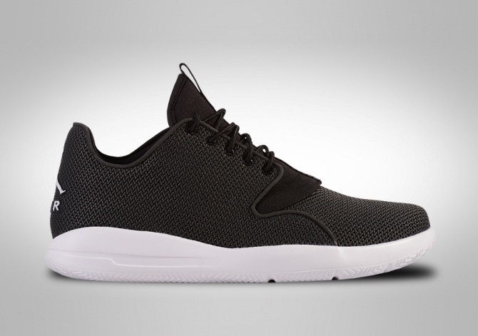 NIKE AIR JORDAN ECLIPSE BLACK WHITE ANTHRACITE GS (SMALLER SIZE)