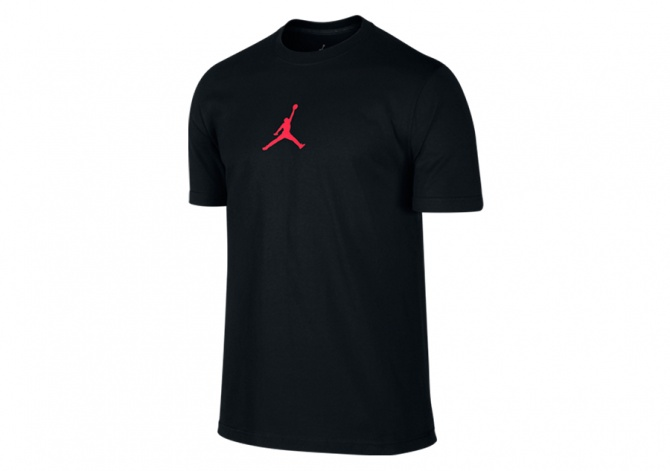 NIKE AIR JORDAN 23/7 TEE BLACK INFRARED