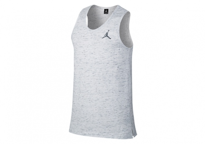 NIKE AIR JORDAN ALL-STAR TANK BIRCH HEATHER