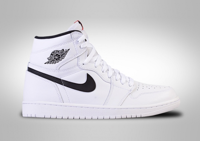 NIKE AIR JORDAN 1 RETRO HIGH OG YIN YANG BG (SMALLER SIZE)