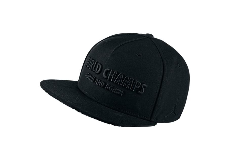 d204f75255b NIKE AIR JORDAN CELEBRATION PACK CAP SNAPBACK BLACK price €32.50 ...
