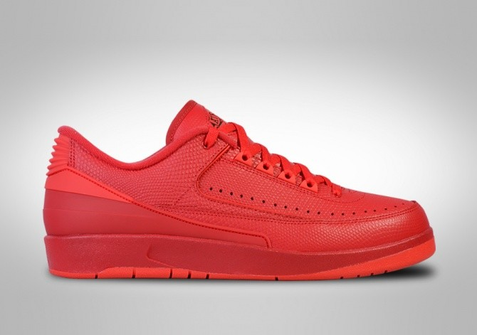 NIKE AIR JORDAN 2 RETRO LOW GYM RED