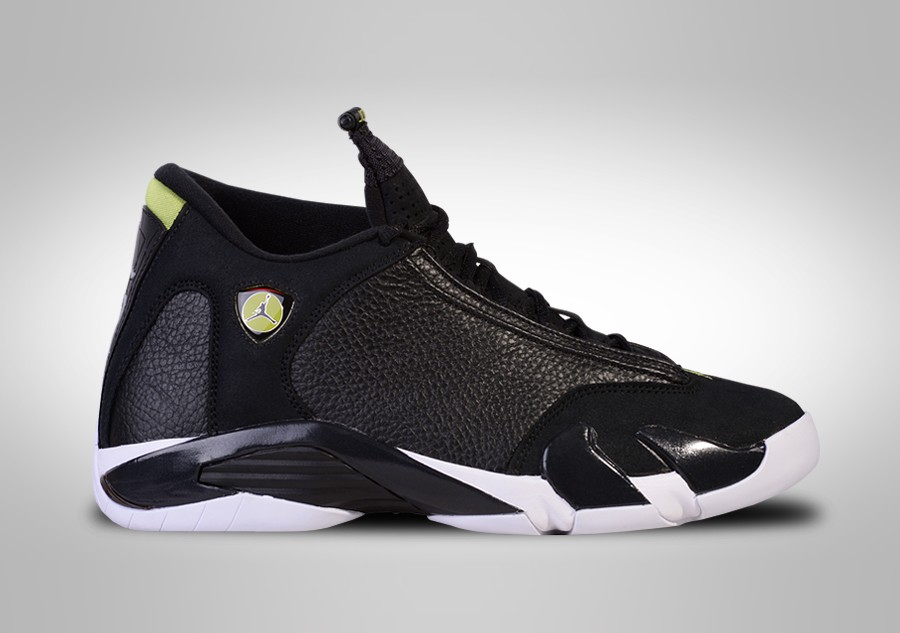 4ef6226c632 NIKE AIR JORDAN 14 RETRO BLACK INDIGLO price €152.50 | Basketzone.net
