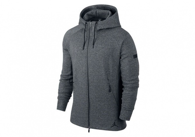 NIKE AIR JORDAN ICON FLEECE HOODY