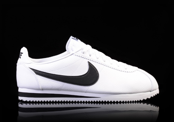 NIKE CLASSIC CORTEZ LEATHER WHITE