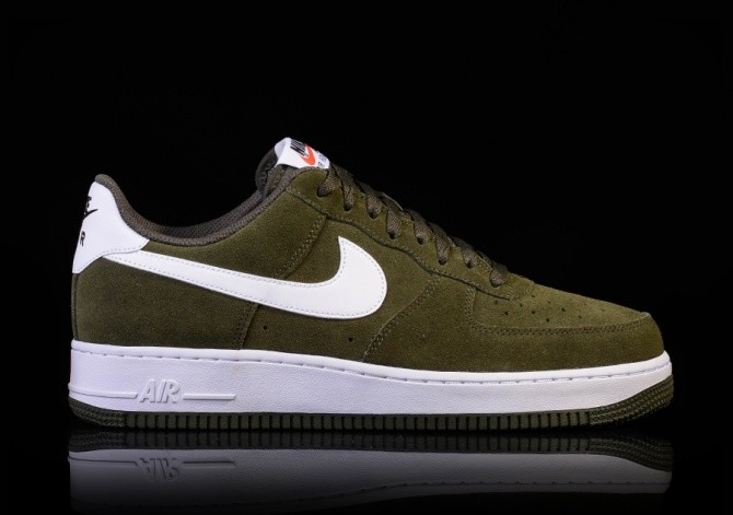 NIKE AIR FORCE 1 CARGO KHAKI