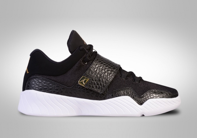NIKE AIR JORDAN J23 BLACK GOLD