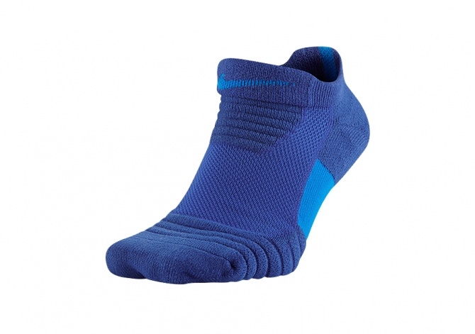 NIKE ELITE VERSATILITY LOW BASKETBALL SOCKS GAME ROYAL