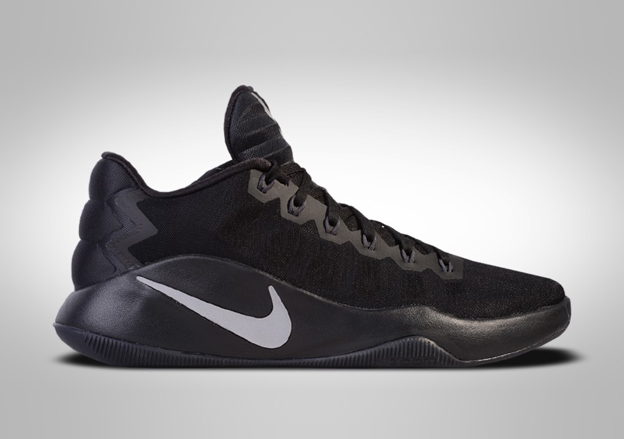sale retailer 327b6 f2c85 NIKE HYPERDUNK 2016 LOW BLACKOUT