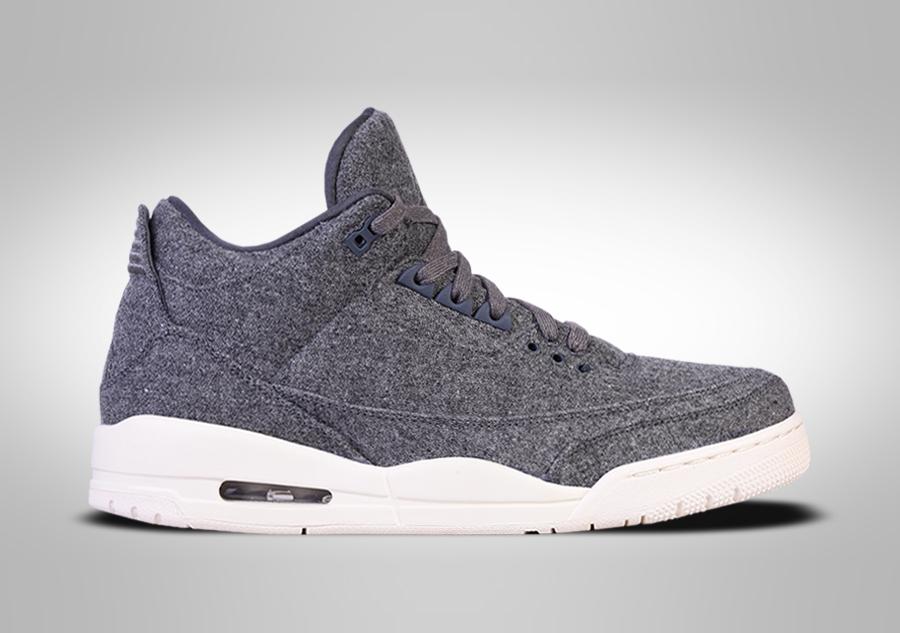 Nike Air Jordan 3 Retro Wool