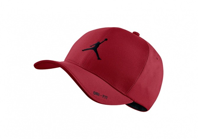 NIKE AIR JORDAN CLASSIC99 HAT GYM RED