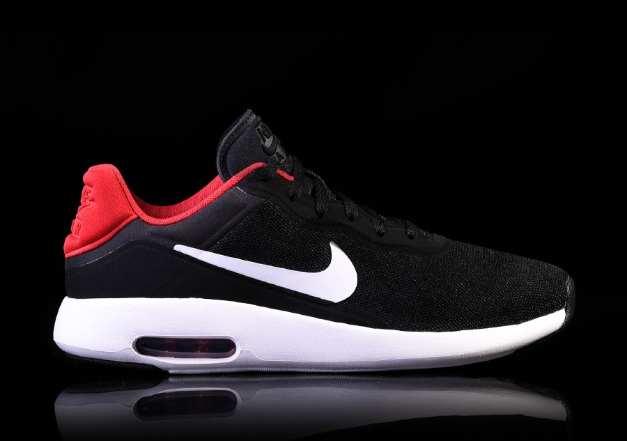 new concept 36c83 7900d NIKE AIR MAX MODERN ESSENTIAL BLACK GYM RED