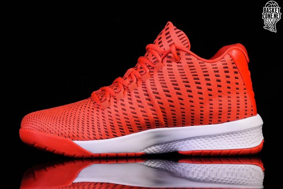 NIKE Jordan B. Fly Basketball Chaussures 45,5 MAX ORANGE