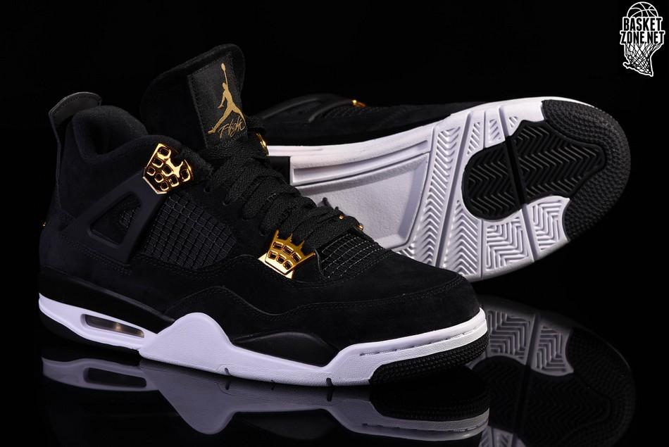 0a3e5dcce78 NIKE AIR JORDAN 4 RETRO BG ROYALTY price 477.50₪ | Basketzone.net