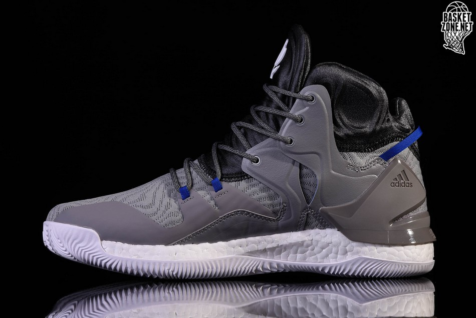 sports shoes 7a41d a7231 ADIDAS D ROSE 7 PRIMEKNIT SOLID GREY. BB8212. PRICE