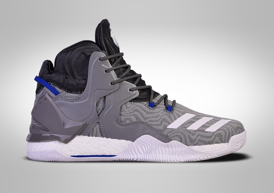 51e32e8c418 ADIDAS D ROSE 7 PRIMEKNIT SOLID GREY price €122.50
