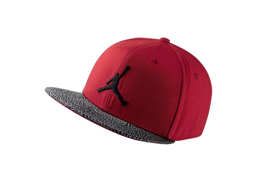 79b0b9919ab5ea ... top quality nike air jordan elephant bill snapback hat gym red 29a44  baebf
