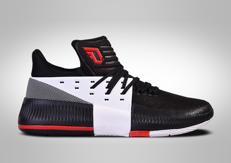 hot sales b90c3 a93c2 ... free shipping adidas dame 3 on tour damian lillard f878a 8261c ...