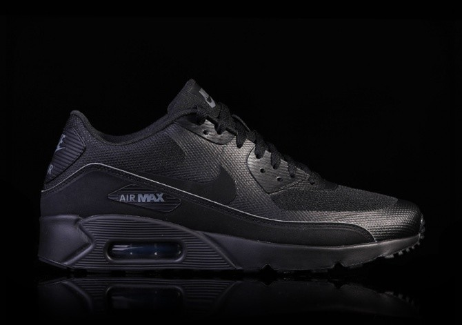 NIKE AIR MAX 90 ULTRA 2.0 ESSENTIAL BLACK