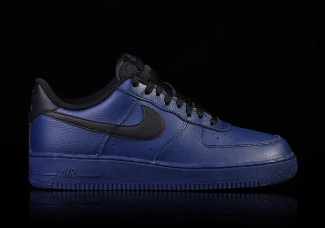 NIKE AIR FORCE 1 '07 BINARY BLUE