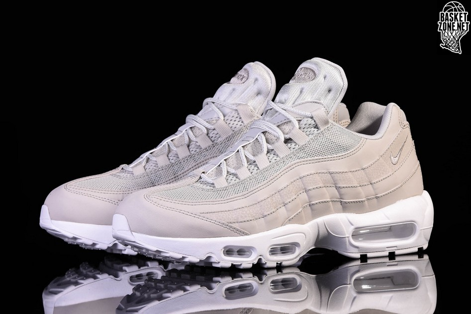 competitive price a24d7 062e6 NIKE AIR MAX 95 ESSENTIAL PALE GREY