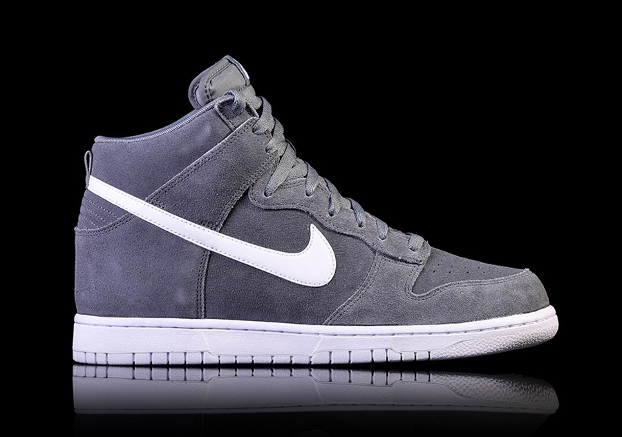 new product bc080 76a91 NIKE DUNK HI COOL GREY price €97.50  Basketzone.net