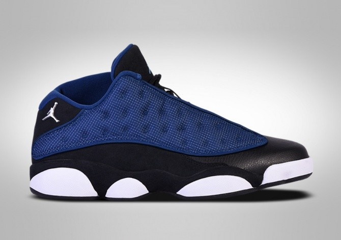 NIKE AIR JORDAN 13 RETRO LOW BRAVE BLUE