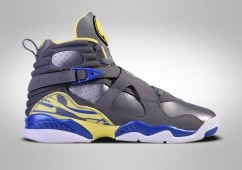 NIKE AIR JORDAN 8 RETRO LANEY HIGH SCHOOL GS